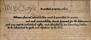 New US Constitution
