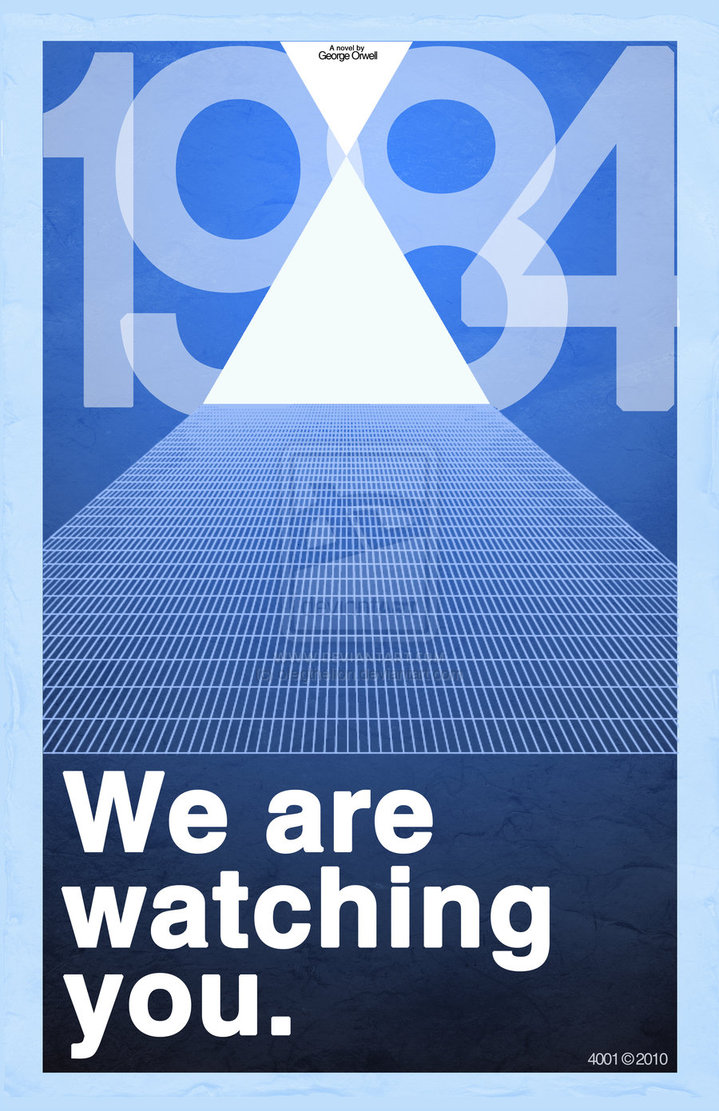 1984 Essay - Big Brother Is Watching You